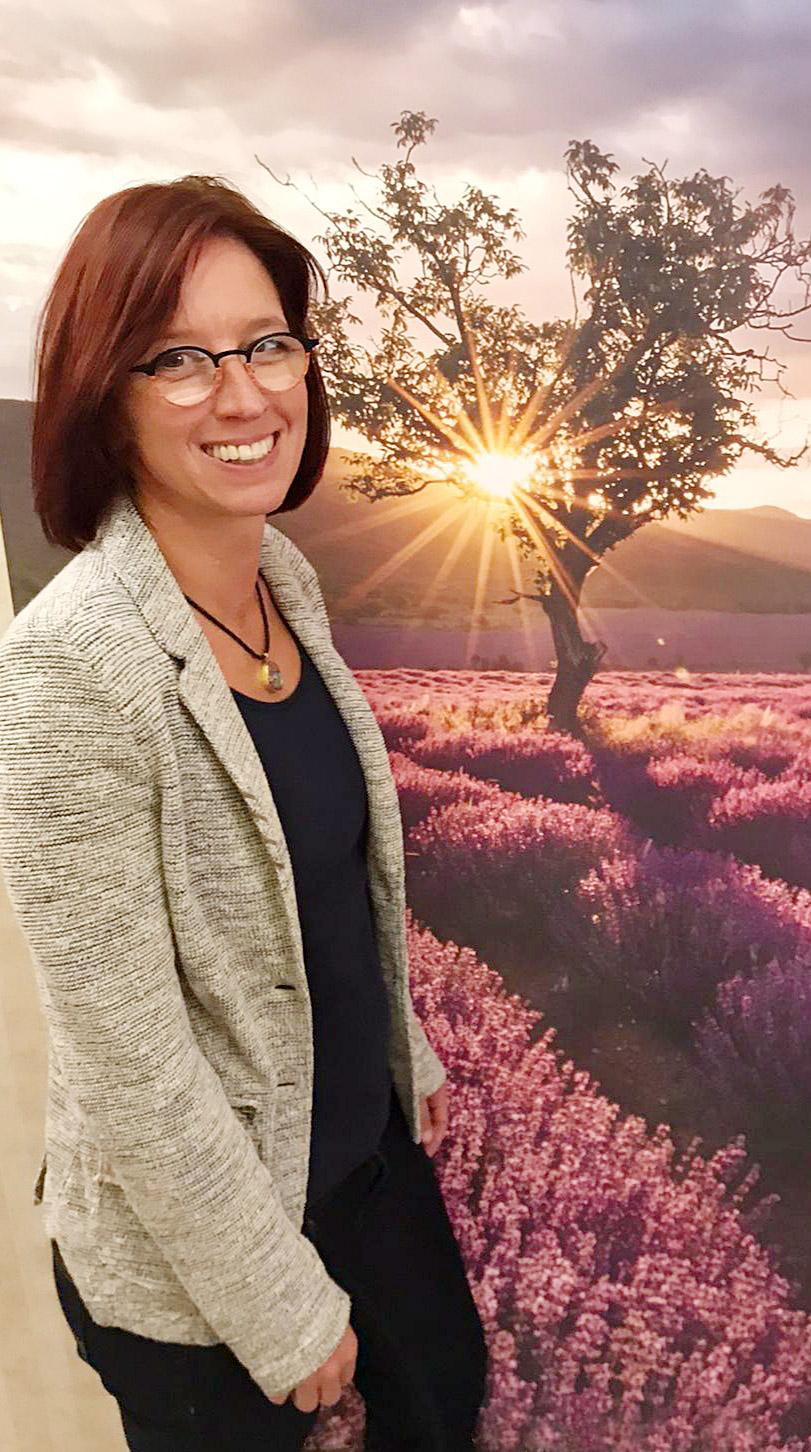 Portrait von Katrin Hoffsümmer - Praxis für Osteopathie und Prävention